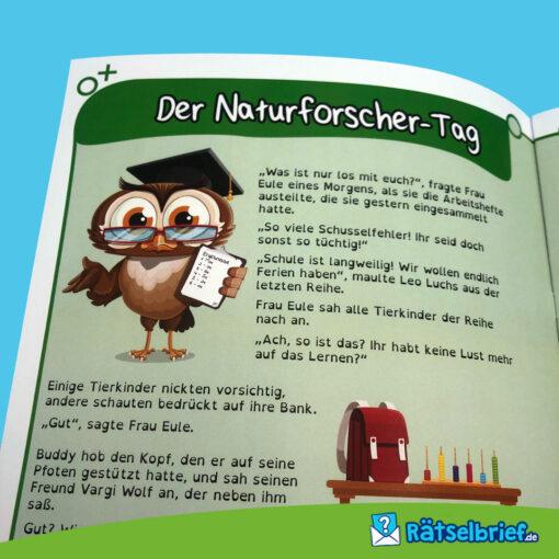Naturforscher Heft